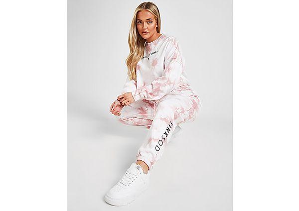 Ropa deportiva Mujer Pink Soda Sport Tie Dye Joggers