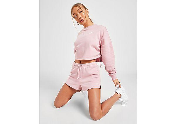 Calzoncillos Deportivos Pink Soda Sport Core Fleece Shorts
