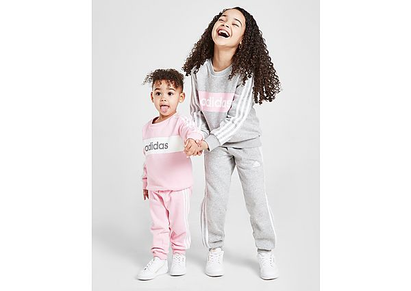 Comprar Ropa deportiva para niños online adidas chándal Linear Essential infantil