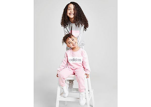 Comprar Ropa deportiva para niños online adidas chándal Linear Essential para bebé