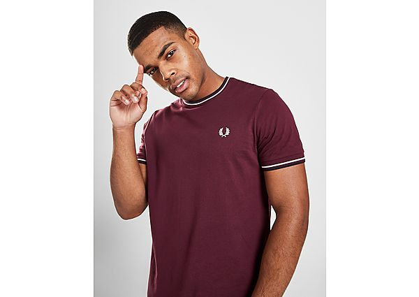 Fred Perry Twin Tipped T-Shirt Heren