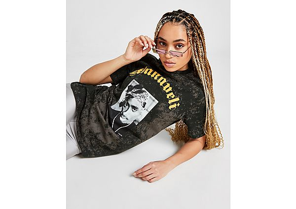 Ropa deportiva Mujer NO RIGHTS RESERVED Tupac Tie Dye T-Shirt