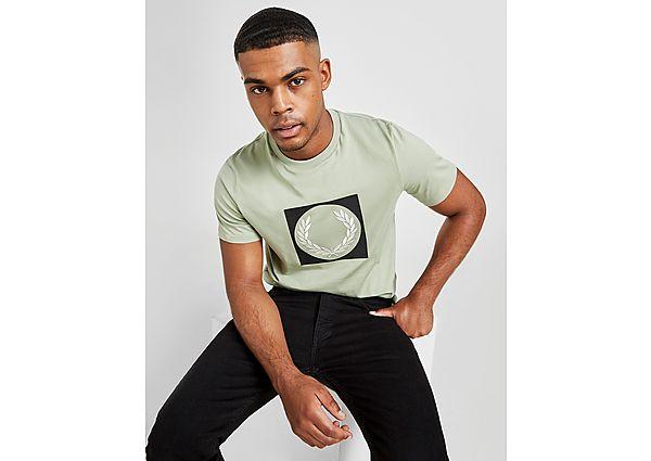Fred Perry camiseta Large Logo Box