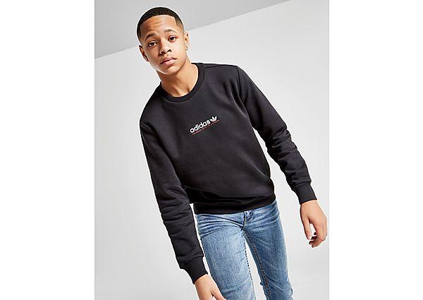 Comprar deportivas adidas Originals Trefoil Linear Crew Sweatshirt Junior