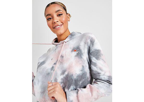 Ropa deportiva Mujer Ellesse sudadera Crop Tie Dye