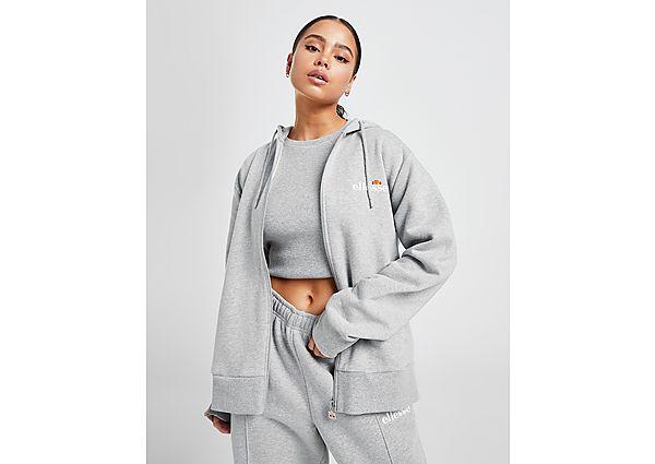 Ropa deportiva Mujer Ellesse Oversize Full Zip Hoodie