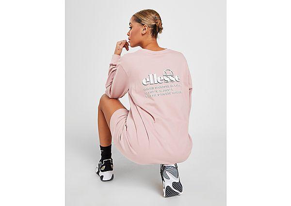 Calzoncillos Deportivos Ellesse Graphic Back Long Sleeve Dress