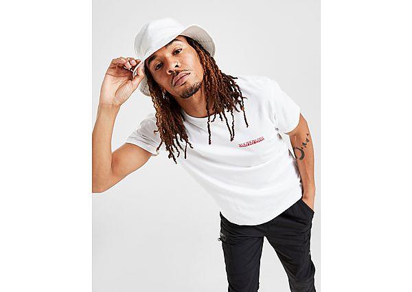 Napapijri camiseta Back Hit Mountain
