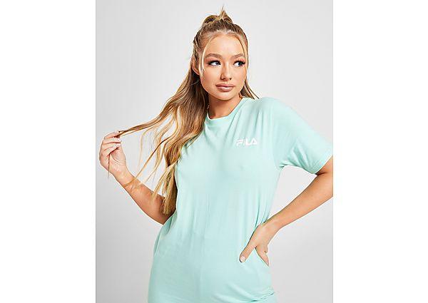 Ropa deportiva Mujer Fila Reflective Back Logo Boyfriend T-Shirt