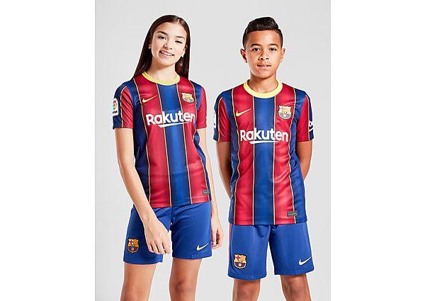 Nike FC Barcelona 2020/21 Home Shirt Junior