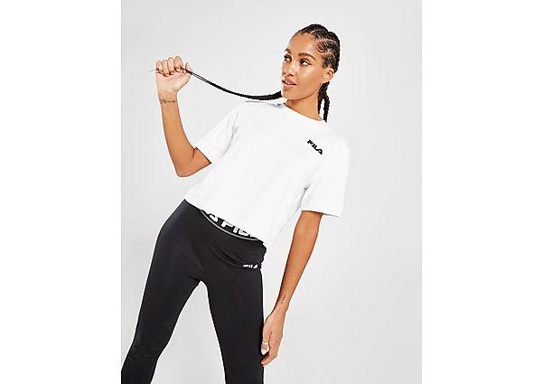 Ropa deportiva Mujer Fila camiseta Crop Core Logo