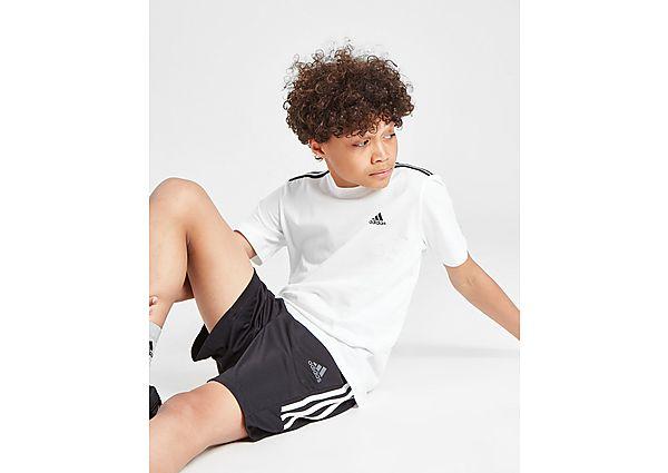 Comprar Ropa deportiva para niños online adidas camiseta 3-Stripes Sport júnior
