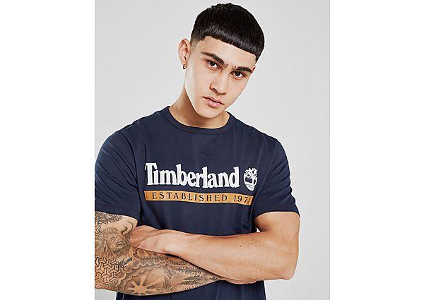 Timberland camiseta Linear Est. 1973