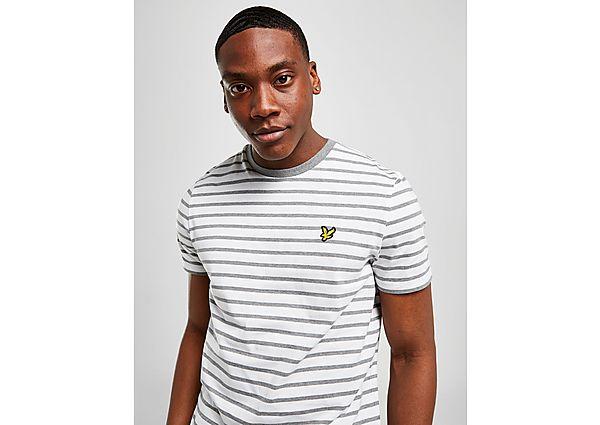 Lyle & Scott camiseta Breton Stripe