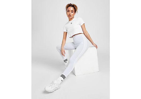 Calzoncillos Deportivos adidas Originals leggings 3-Stripes