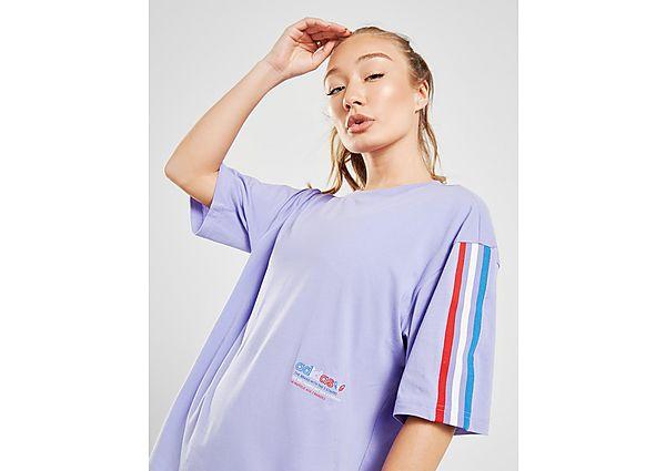 Ropa deportiva Mujer adidas Originals camiseta Tricolour Trefoil