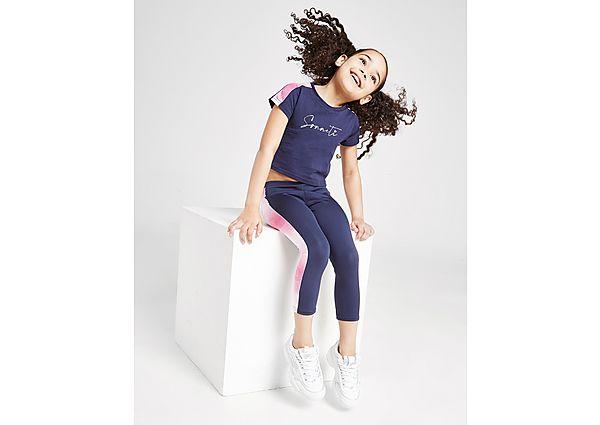 Comprar Ropa deportiva para niños online Sonneti Girls' Mini Toyko T-Shirt Leggings Set Children