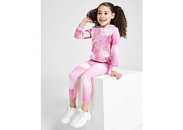 Comprar Ropa deportiva para niños online Sonneti Girls' Milan Hoodie/Leggings Set Children