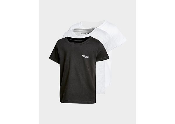 Comprar Ropa deportiva para niños online McKenzie pack de 3 camisetas Mini Essential infantil