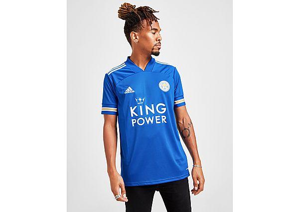 adidas Leicester City FC 2020/21 Home Shirt