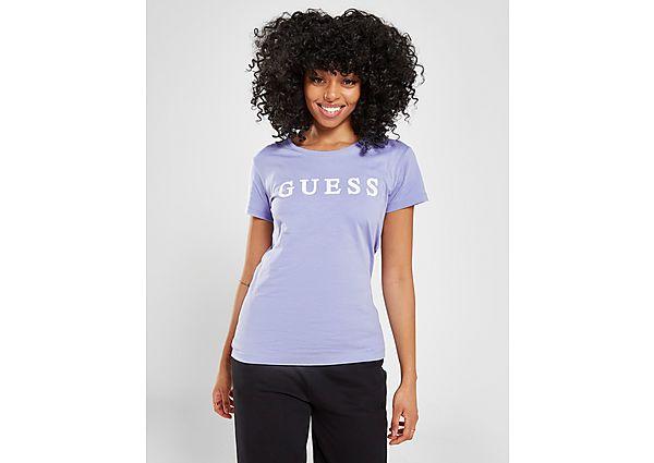 Ropa deportiva Mujer GUESS camiseta Logo