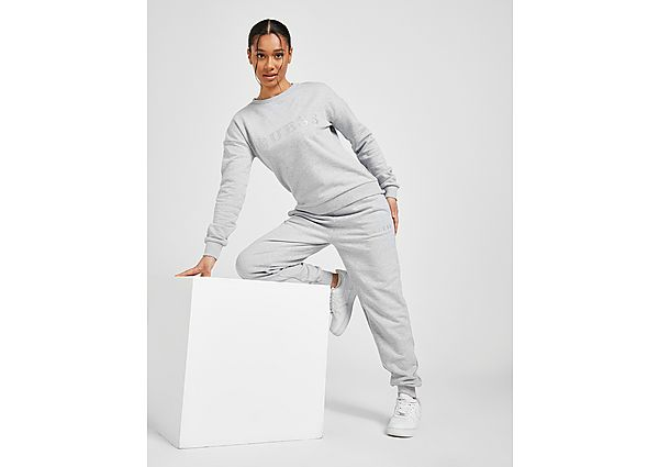 Ropa deportiva Mujer GUESS pantalón de chándal Satin Logo