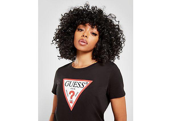 Ropa deportiva Mujer GUESS camiseta Core Logo
