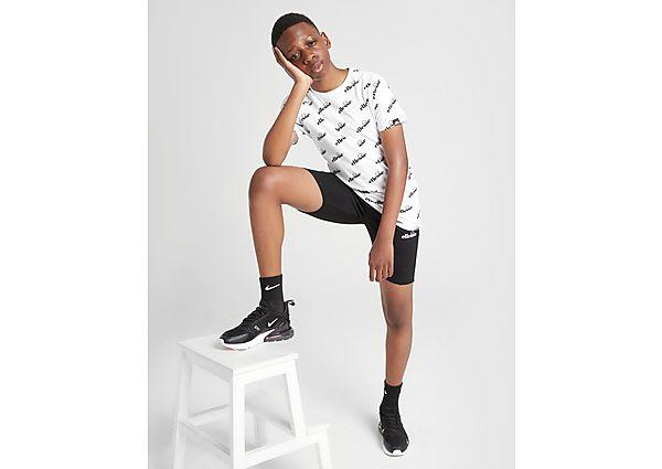 Comprar Ropa deportiva para niños online Ellesse camiseta Stravi All Over Print júnior