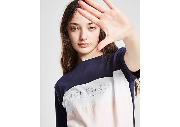 Comprar Ropa deportiva para niños online McKenzie Girls' Rio Colour Block Boyfriend T-Shirt Junior