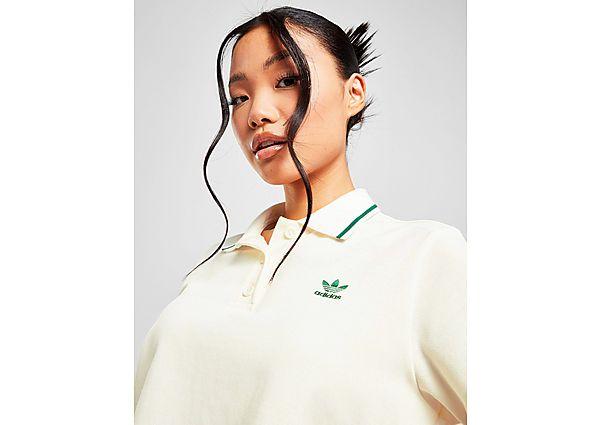 Ropa deportiva Mujer adidas Originals polo Crop Tennis