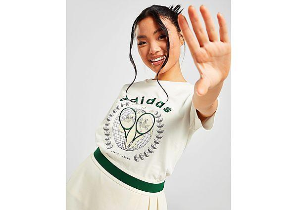 Ropa deportiva Mujer adidas Originals camiseta Tennis Boyfriend