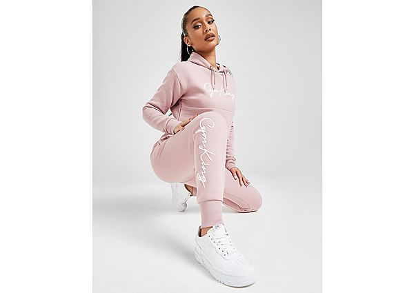 Ropa deportiva Mujer Gym King pantalón de chándal Sky Fleece