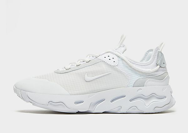 Nike Nike React Live Zapatillas - Hombre, White/Pure Platinum/White