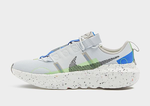 Nike Crater Impact, Pure Platinum/Electric Green/Racer Blue/Black