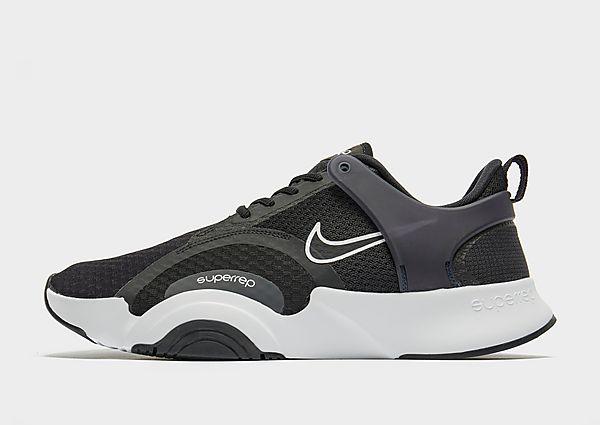 Nike Nike SuperRep Go 2 Zapatillas de entrenamiento - Hombre, Black/Anthracite/Blackened Blue/White