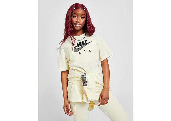 Ropa deportiva Mujer Nike camiseta Air Boyfriend