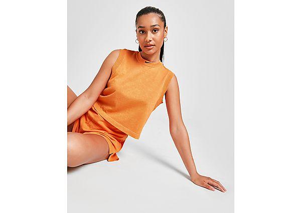 Ropa deportiva Mujer Nike camiseta de tirantes Washed
