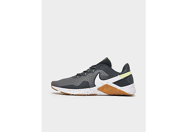 Nike Legend Essential 2, Iron Grey/Dark Smoke Grey/Limelight/White