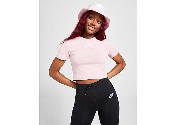 Ropa deportiva Mujer Nike Air Slim Crop T-Shirt