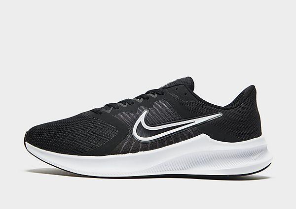 Nike Downshifter 9, Black/Dark Smoke Grey/White