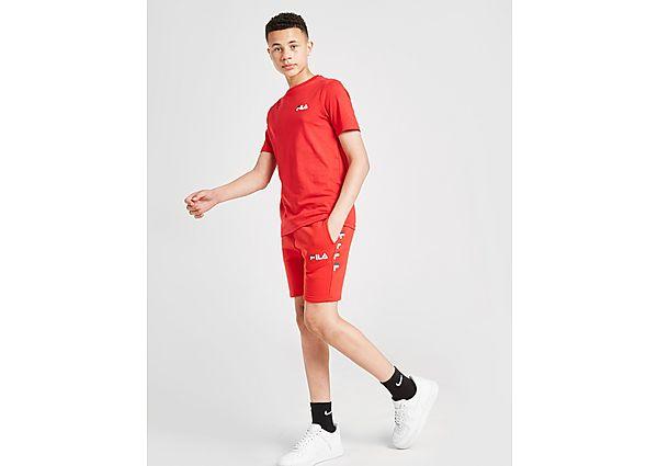 Comprar Ropa deportiva para niños online Fila pantalón corto Josh Repeat F júnior