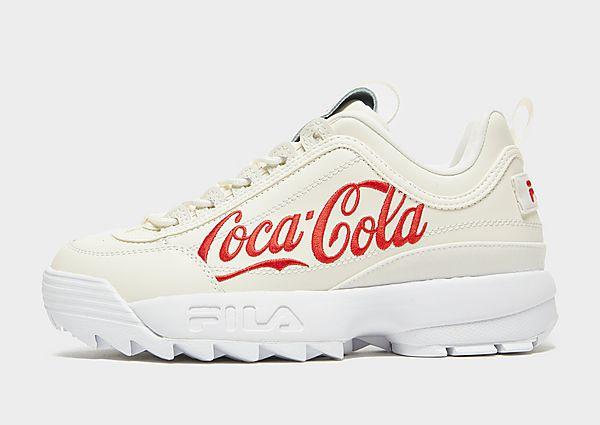 Calzoncillos Deportivos Fila x Coca Cola Disruptor II para mujer