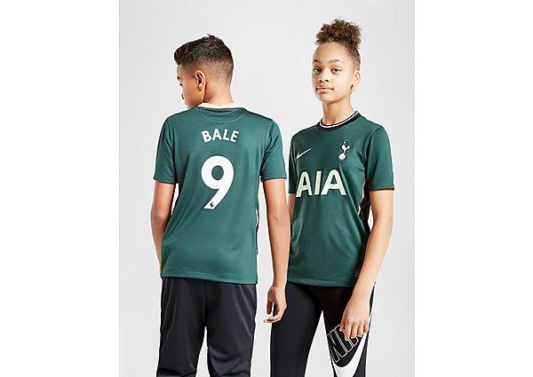 Nike Tottenham Hotspur FC 20/21 Bale #9 Away Shirt Jnr