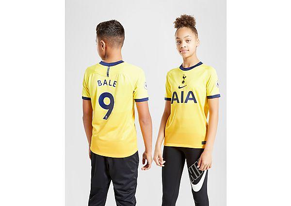 Nike Tottenham Hotspur FC 20/21 Bale #9 Third Shirt Jnr