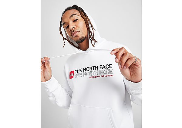 The North Face Overhead Stack Logo Hoodie
