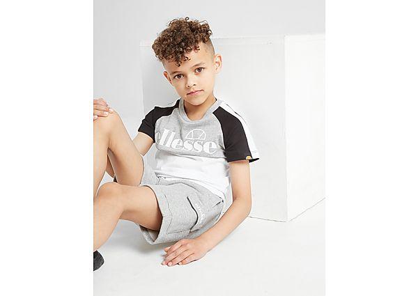 Comprar Ropa deportiva para niños online Ellesse conjunto camiseta/pantalón corto Striva infantil
