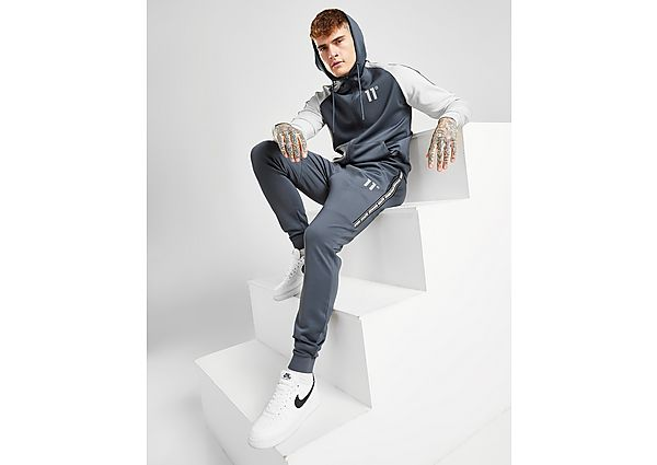 11 Degrees Tape Poly Joggers