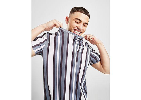 11 Degrees camiseta Stripe