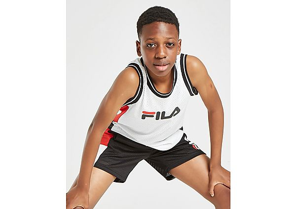 Comprar Ropa deportiva para niños online Fila camiseta de tirantes Brenton Mesh Basketball júnior