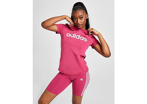 Ropa deportiva Mujer adidas camiseta Core Linear